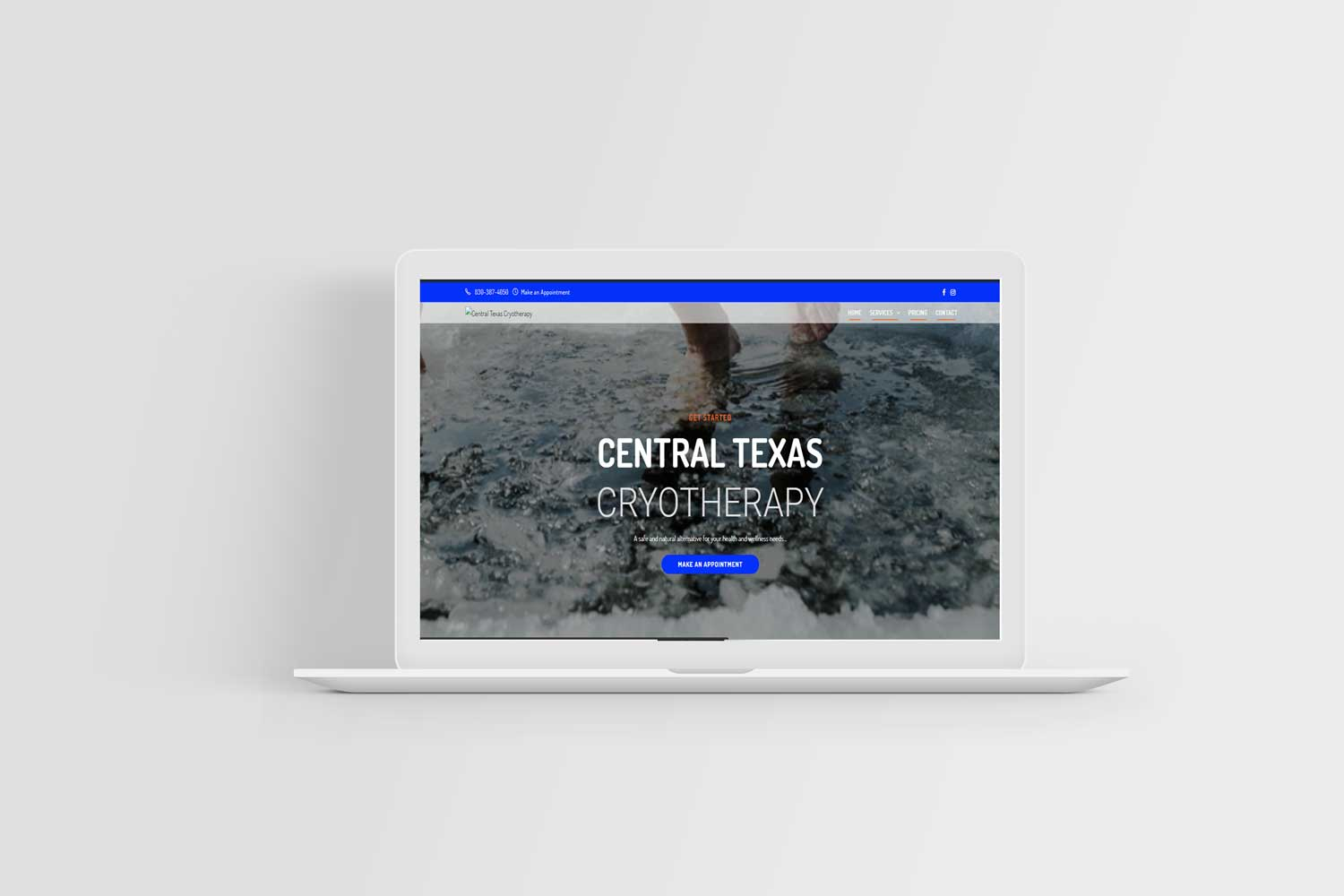 central texas cryotherapy